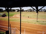 Anthony Downs racetrack