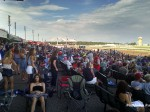 4th of July crowd at Canterbury Park, 2019