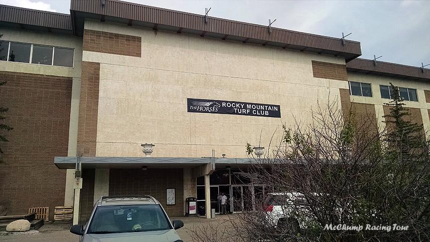 Rocky Mountain Turf Club Lethbridge