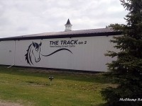 Alberta Downs / The Track on 2
